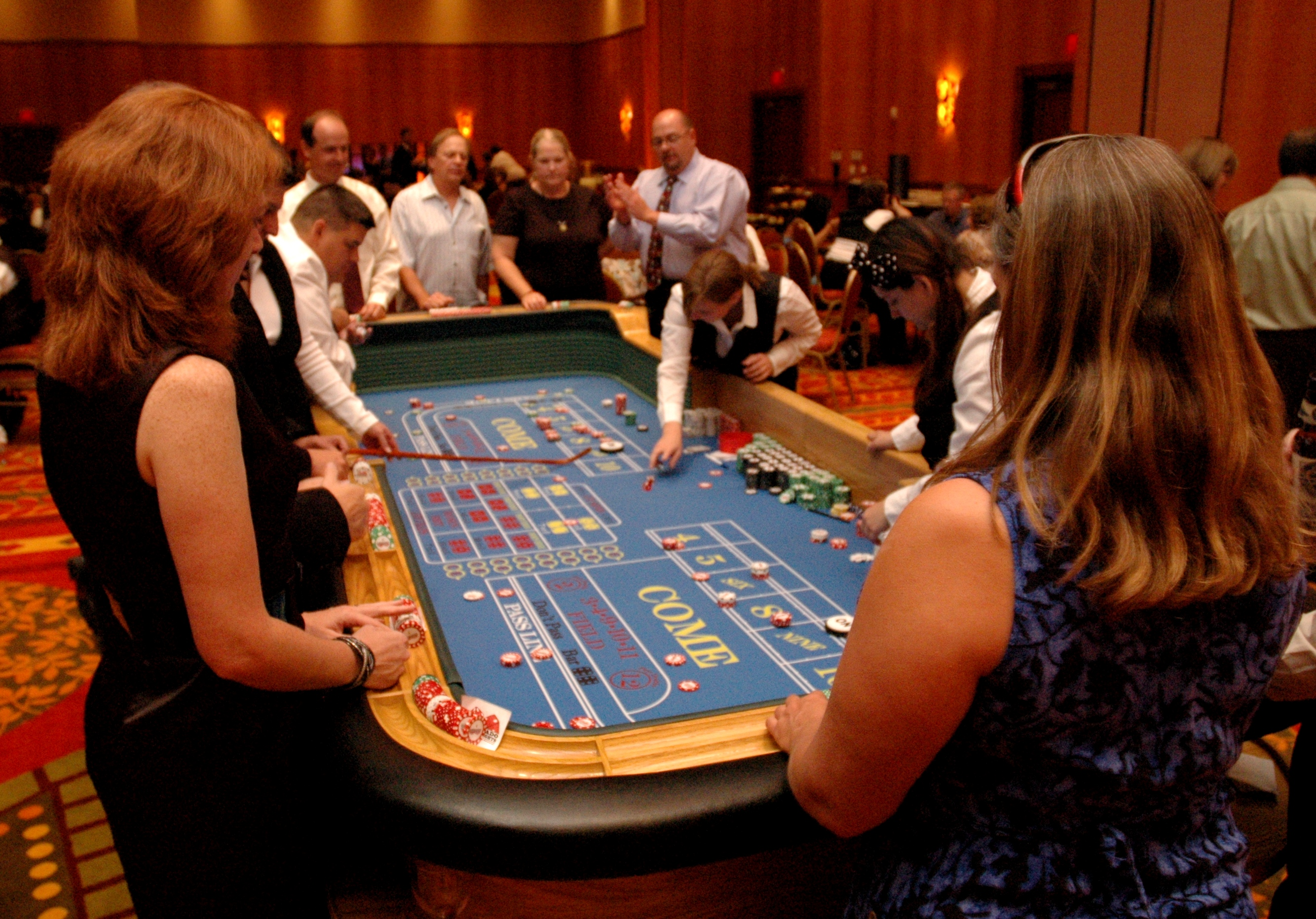 At Colorado Casino Nights, We Take Pride In What We Do For YOUR Event