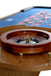 Colorado Casino Nights Roulette Table